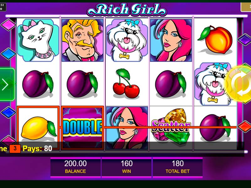 Rich Girl Slots